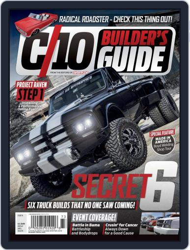 C10 Builder GUide July 16th, 2019 Digital Back Issue Cover