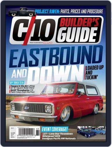 C10 Builder GUide September 14th, 2019 Digital Back Issue Cover