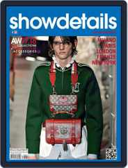 SHOWDETAILS MILANO+NEW YORK (Digital) Subscription April 1st, 2017 Issue