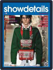 SHOWDETAILS MEN (Digital) Subscription March 1st, 2017 Issue