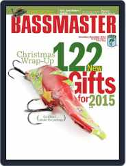 Bassmaster (Digital) Subscription November 30th, 2014 Issue