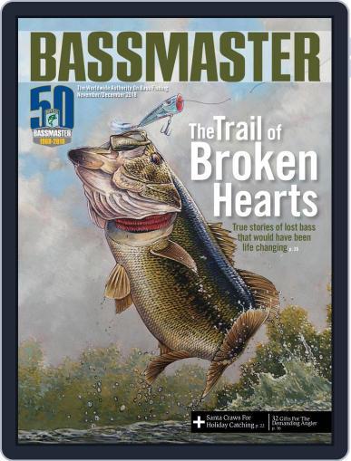 Bassmaster November 1st, 2018 Digital Back Issue Cover