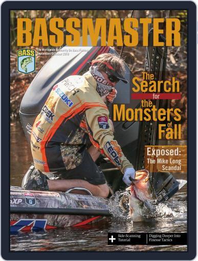 Bassmaster September 1st, 2019 Digital Back Issue Cover