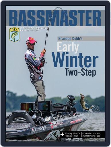 Bassmaster November 1st, 2019 Digital Back Issue Cover