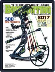 Petersen's Bowhunting (Digital) Subscription March 1st, 2017 Issue