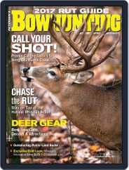 Petersen's Bowhunting (Digital) Subscription November 1st, 2017 Issue