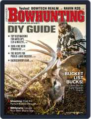 Petersen's Bowhunting (Digital) Subscription June 1st, 2018 Issue