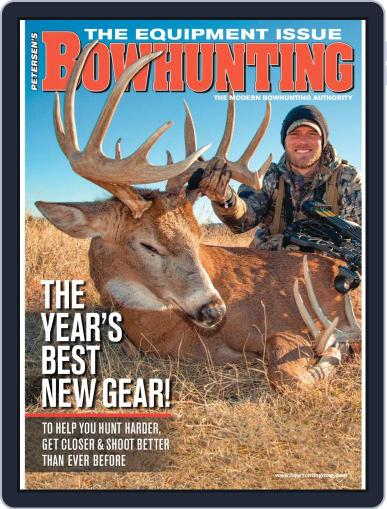 Petersen's Bowhunting March 1st, 2019 Digital Back Issue Cover