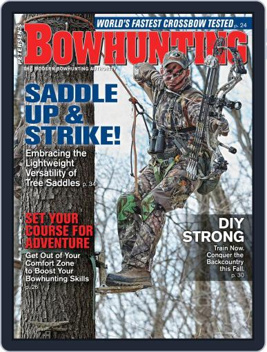 Petersen's Bowhunting June 1st, 2019 Digital Back Issue Cover