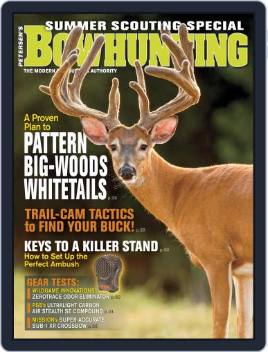 Petersen's Bowhunting July 1st, 2019 Digital Back Issue Cover