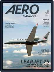 Aero Magazine International (Digital) Subscription January 1st, 2018 Issue