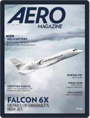 Aero Magazine International (Digital) Subscription April 1st, 2018 Issue