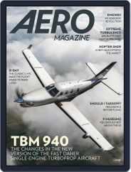 Aero Magazine International (Digital) Subscription October 1st, 2019 Issue