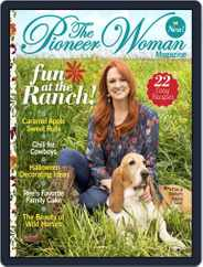 Pioneer Woman (Digital) Subscription September 1st, 2017 Issue