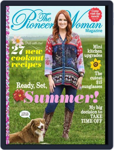 Pioneer Woman May 17th, 2019 Digital Back Issue Cover