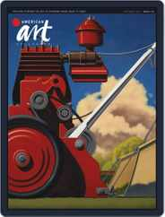 American Art Collector (Digital) Subscription September 1st, 2017 Issue
