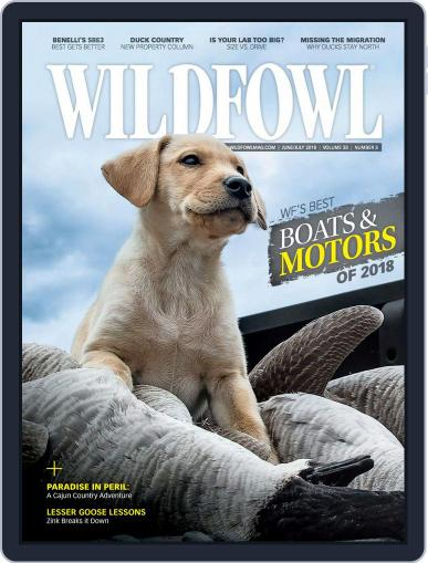 Wildfowl June 1st, 2018 Digital Back Issue Cover