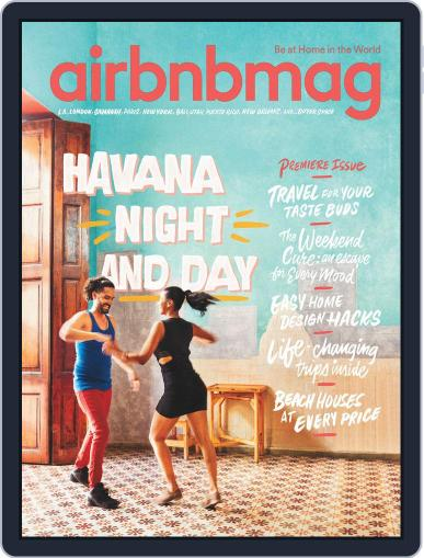AirBnb June 16th, 2017 Digital Back Issue Cover