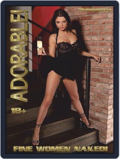 Adorable Fine Women Adult Photo January 11th, 2020 Digital Back Issue Cover