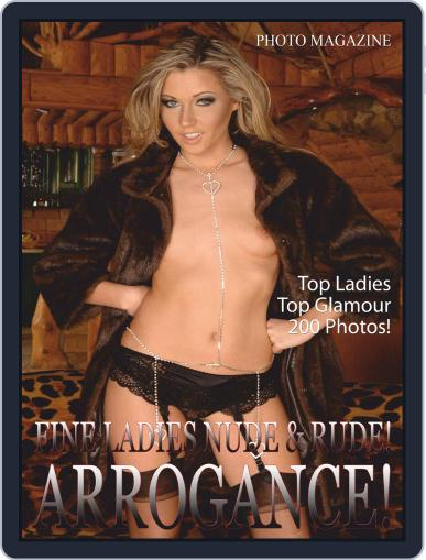 Arrogance Photo March 12th, 2019 Digital Back Issue Cover