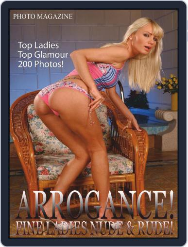 Arrogance Photo July 12th, 2019 Digital Back Issue Cover