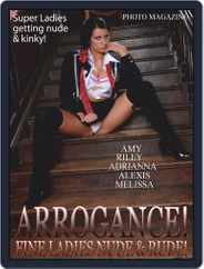 Arrogance Photo(Digital) Subscription September 12th, 2019 Issue