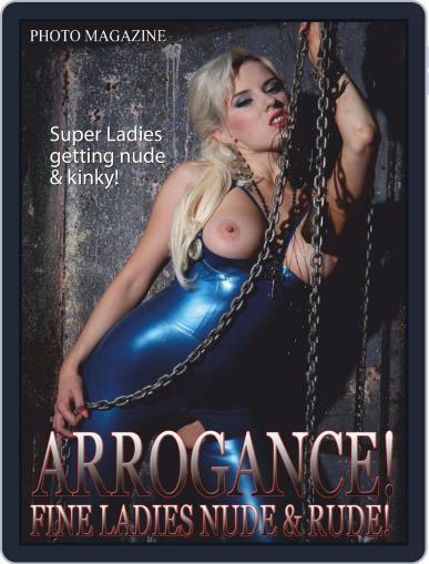 Arrogance Photo February 12th, 2020 Digital Back Issue Cover