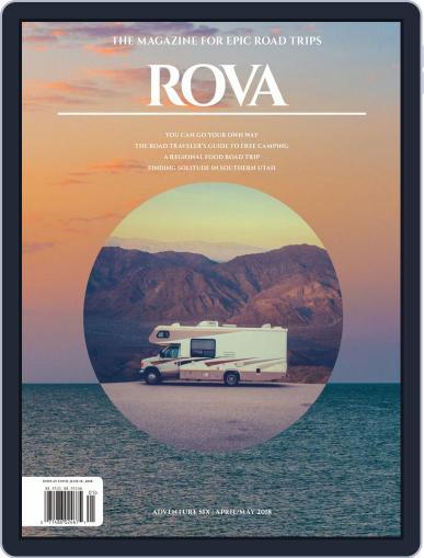 ROVA April 1st, 2018 Digital Back Issue Cover