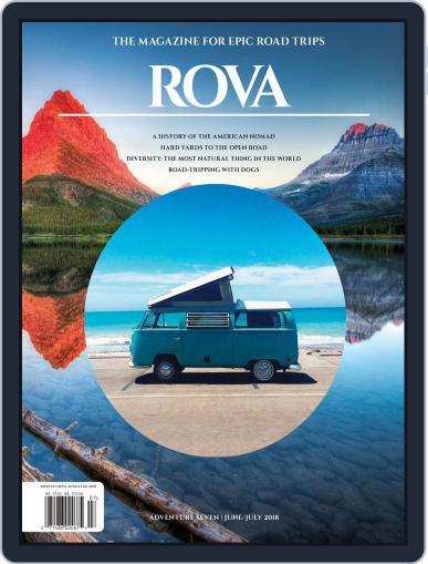 ROVA June 1st, 2018 Digital Back Issue Cover