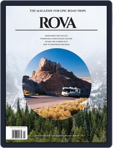 ROVA December 1st, 2018 Digital Back Issue Cover