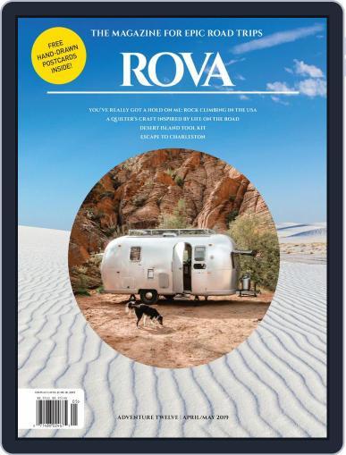 ROVA April 1st, 2019 Digital Back Issue Cover