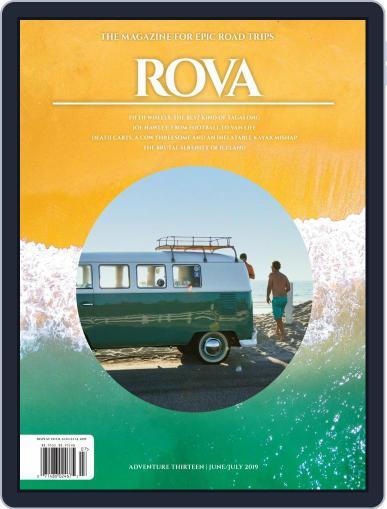 ROVA June 1st, 2019 Digital Back Issue Cover