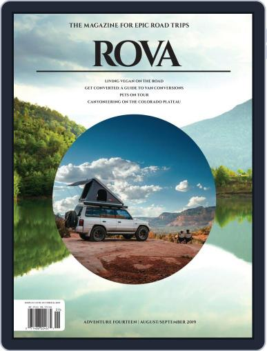ROVA August 1st, 2019 Digital Back Issue Cover