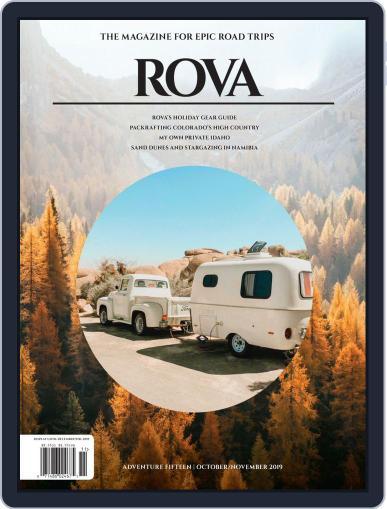 ROVA October 1st, 2019 Digital Back Issue Cover