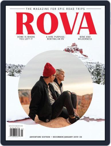 ROVA December 1st, 2019 Digital Back Issue Cover