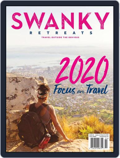 Swanky Retreats February 1st, 2020 Digital Back Issue Cover