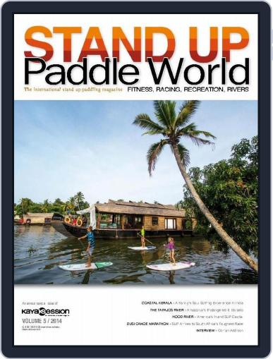 Kayak Session June 1st, 2014 Digital Back Issue Cover