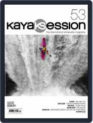 Kayak Session (Digital) Subscription January 1st, 2015 Issue