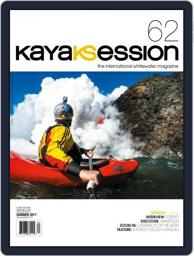 Kayak Session June 1st, 2017 Digital Back Issue Cover