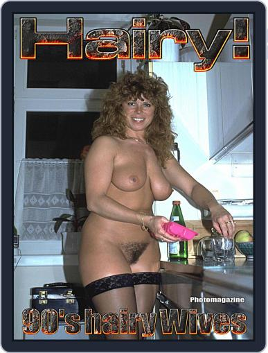 Wives from the 90's Adult Photo May 3rd, 2018 Digital Back Issue Cover