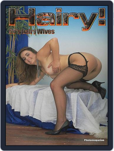 Wives from the 90's Adult Photo July 30th, 2018 Digital Back Issue Cover