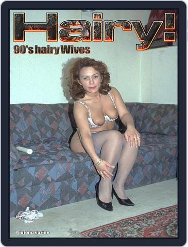 Wives from the 90's Adult Photo September 30th, 2018 Digital Back Issue Cover