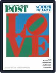 The Saturday Evening Post (Digital) Subscription July 1st, 2017 Issue