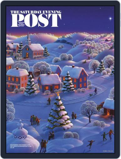 The Saturday Evening Post November 1st, 2019 Digital Back Issue Cover