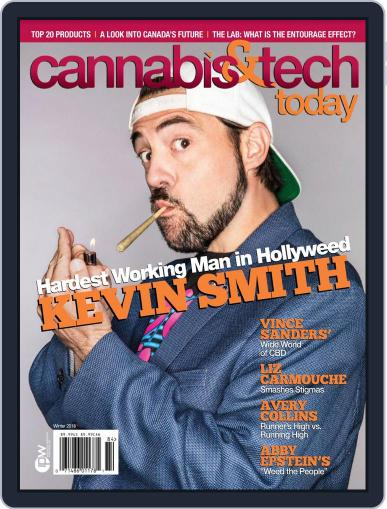 Cannabis & Tech Today December 1st, 2018 Digital Back Issue Cover