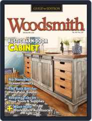 Woodsmith (Digital) Subscription June 1st, 2018 Issue