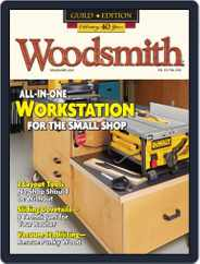 Woodsmith (Digital) Subscription August 1st, 2019 Issue