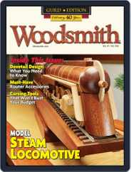 Woodsmith (Digital) Subscription October 1st, 2019 Issue