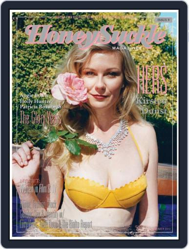 Honeysuckle August 10th, 2018 Digital Back Issue Cover