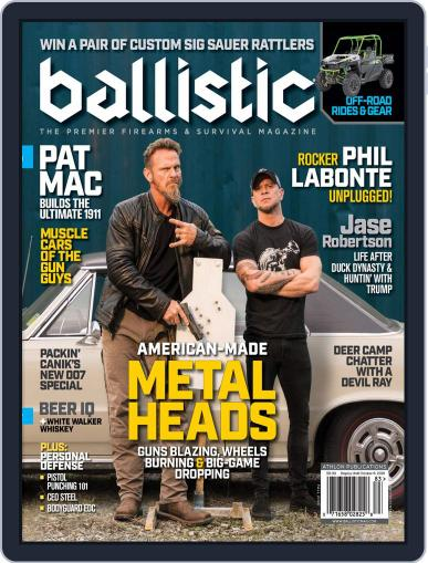 Ballistic July 10th, 2018 Digital Back Issue Cover
